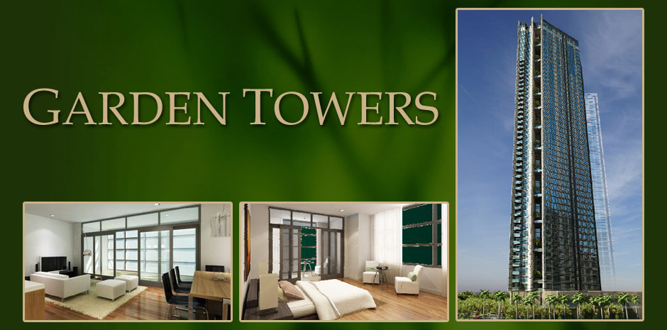 Garden Towers (Tower Two)- Grand Park Villa For Sale